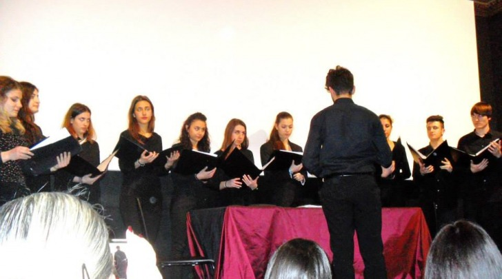 coro giovanile Artificio Vocal Ensemble