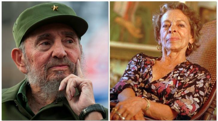 Natalia 'Naty' Revuelta, ex amante di Fidel Castro