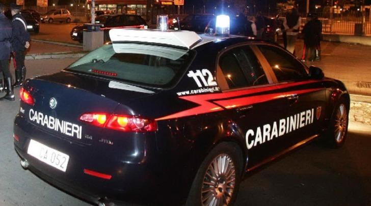 """Spartacus Reset""""-carabinieri"""