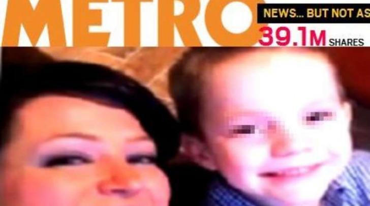 La mamma e il piccolo Ryan