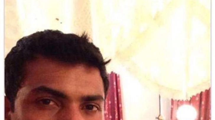Udhai Ri e il selfie alla veglia funebre (Facebook)