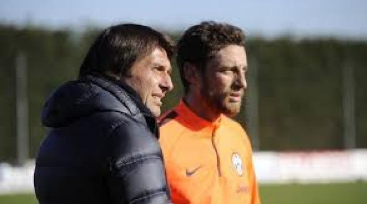 Antonio Conte e Claudio Marchisio