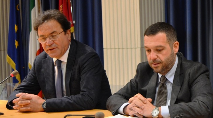 Mauro Febbo e Lorenzo Sospiri