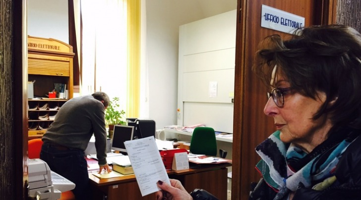 donna sulmonese rinuncia al voto