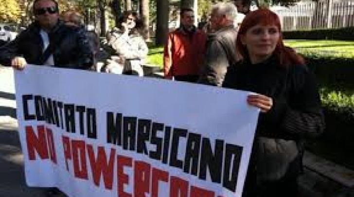 proteste contro powercrop