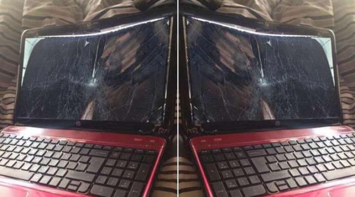 Il computer di Denzel Michael