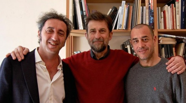 Nanni Moretti, Paolo Sorrentino, Matteo Garrone, Festival di Cannes