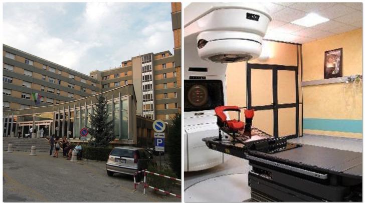 Radioterapia ospedale Mazzini di Teramo