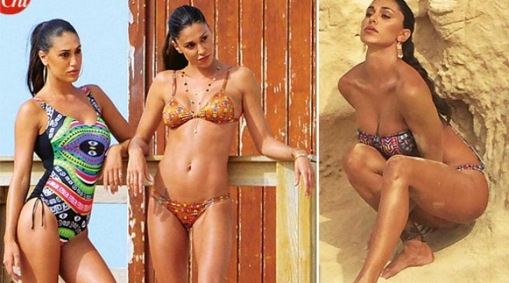 Belen Rodriguez e Cecilia Rodriguez sexy