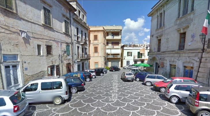 Piazza Giuseppe Garibaldi - Pianella