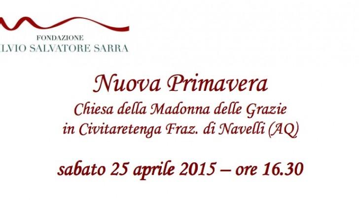 Nuova primavera a Civitaretenga