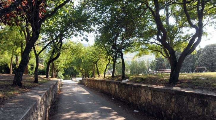 ingresso Parco del Sole