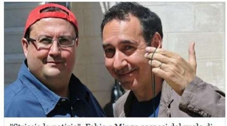 Fabio e Mingo, la bufala sulla cocaina