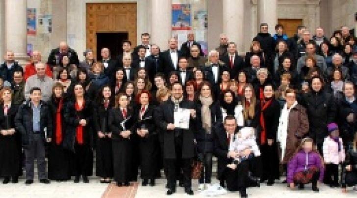 Coro Crossover Academy di Piero Mazzocchetti,
