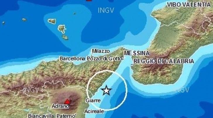 Dettaglio Palermo terremoto