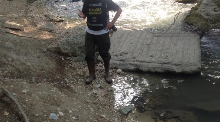 Discarica Bussi, inquinamento della falda acquifera