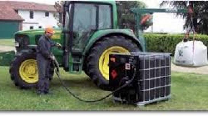 Carburanti per agricoltura