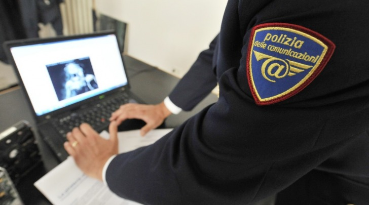 foto da twitter poliziadistato