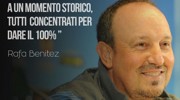 Rafa Benitez Facebook