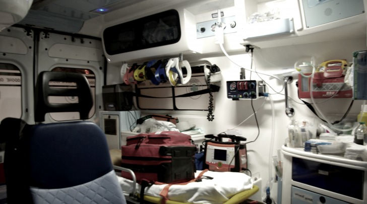 ambulanza - foto da infophoto