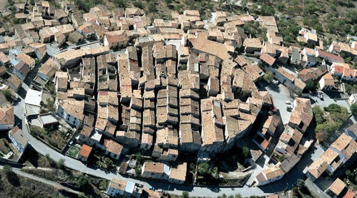 Castel vecchio Calvisio