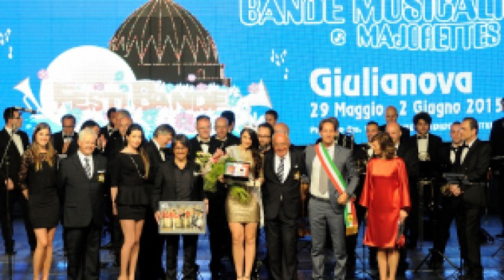 festival bande Giulianova-premiazione