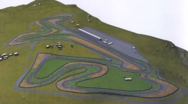 Progetto autodromo