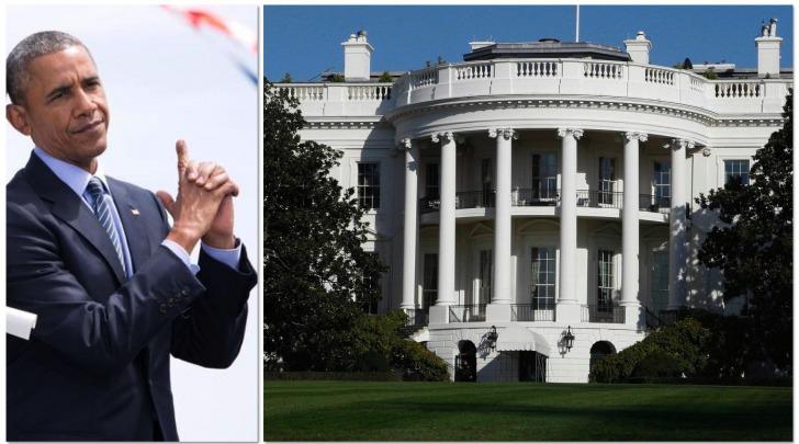 Obama - Casa Bianca_ foto da fb e Twitter