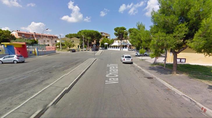 Via Chiarelli, Loreto Aprutino