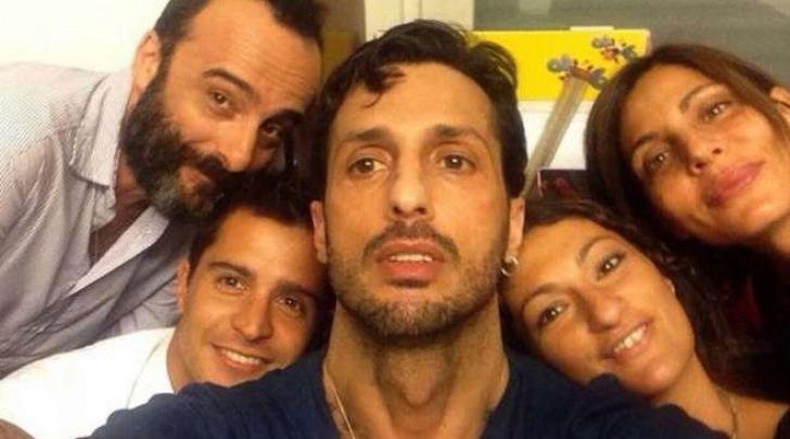 Il primo selfie di Fabrizio Corona dopo il carcere