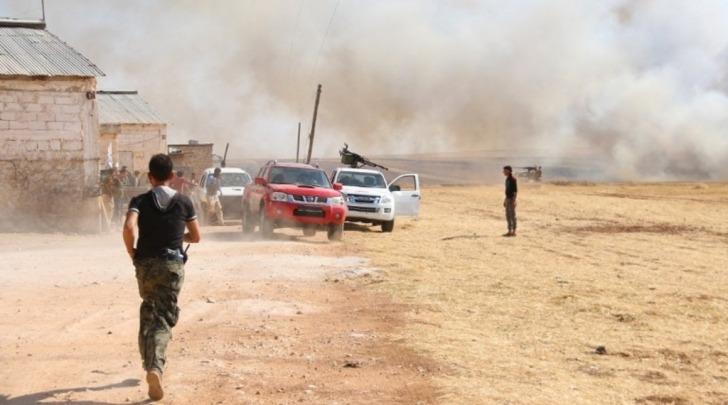Siria - Kobane - Isis
