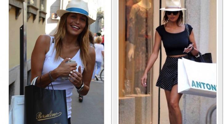 Debora Salvalaggio e Cristina Buccino, shopping a Milano Instagram