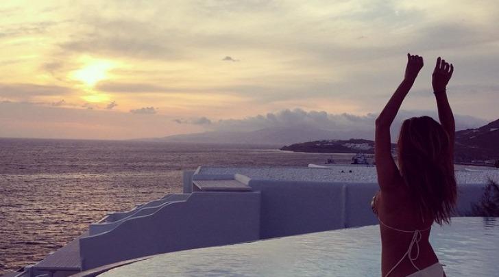 Nicole Scherzinger su instagram
