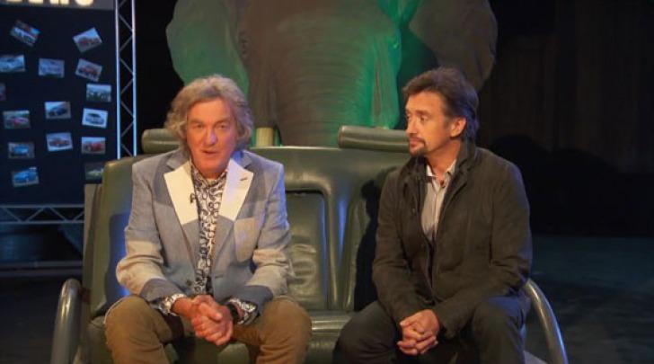 Richard Hammond e James May ultima puntata Top Gear