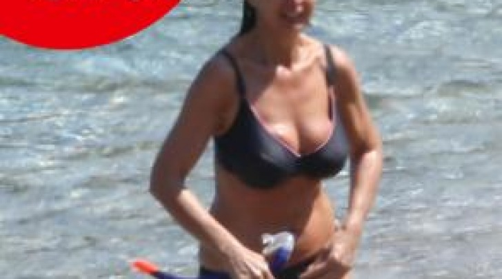 Laura Boldrini in Bikini da Chi