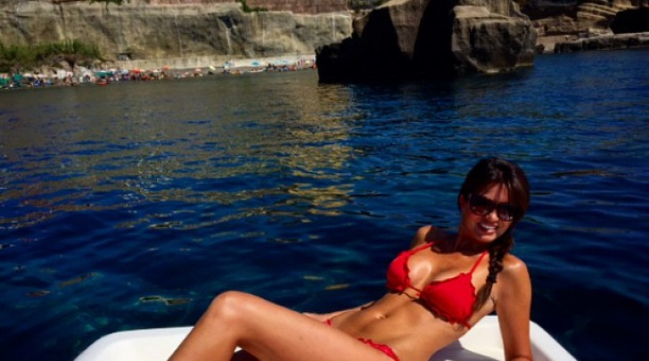 Laura Torrisi su instagram