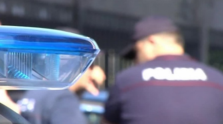Guardia Giurata Spara Sulla Via Cassia a Roma