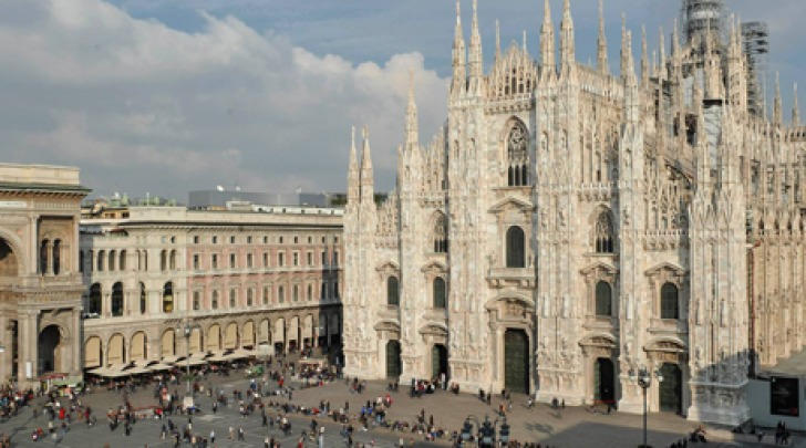 Piazza duomo- Milano