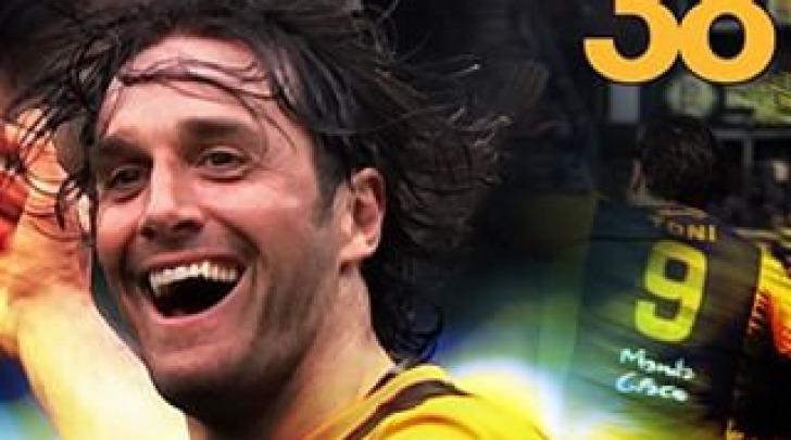 Luca Toni capocannoniere Verona