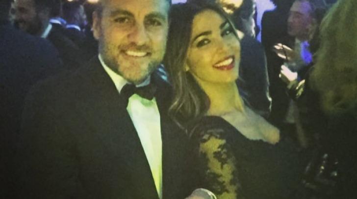 Bobo Vieri e Cecilia Capriotti