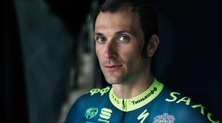 Ivan Basso- foto da profilo facebook