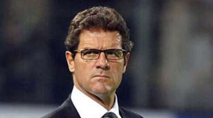 Fabio Capello da Facebook