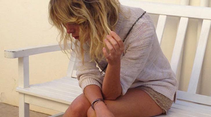 Il sandalo Flat Di Alessia Marcuzzi