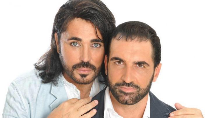 Giovanni Scialpi e Roberto Blasi