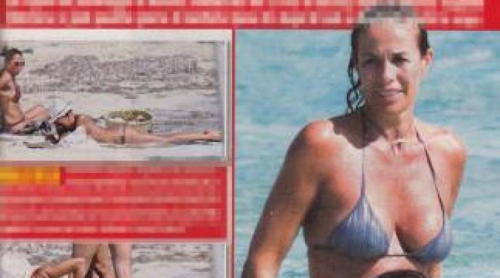 Cristina Parodi  topless