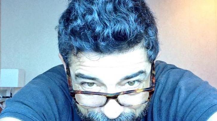 Alessandro Gassman, foto da twitter