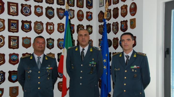 GDF L'Aquila, cambio al vertice