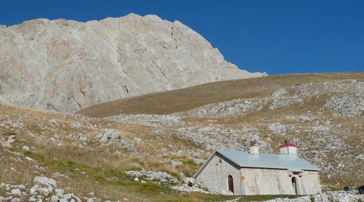Rifugio Garibaldi-Gran Sasso d'Italia