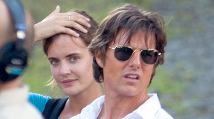 Tom Cruise e Emily Thomas