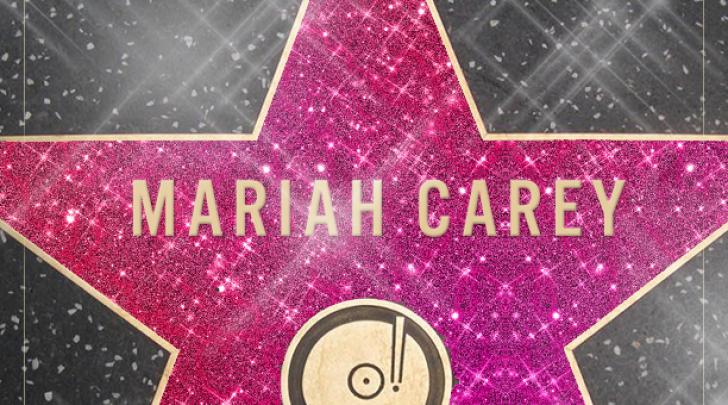 Mariah Carey Walk of Fame